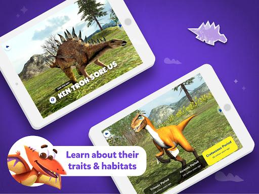 Orboot Dino AR by PlayShifu android2mod screenshots 19