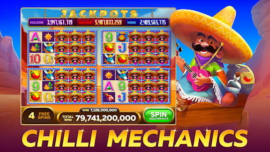 Casino Jackpot Slots – Infinity Slots™ 777 Game 5.9.1 Mod APK (Unlock All) 2
