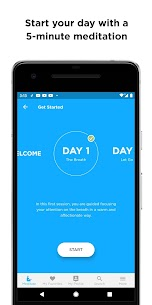 The Mindfulness App: relax, calm, focus and sleep 2
