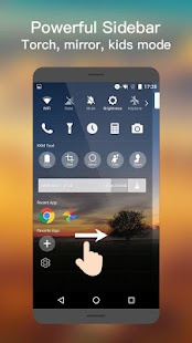 M Launcher - KKM Marshmallow 6 Screenshot