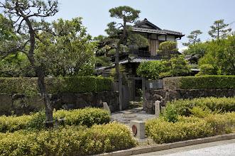 Photo: 谷崎潤一郎の細雪のモデルとなった家ということでよく知られている。