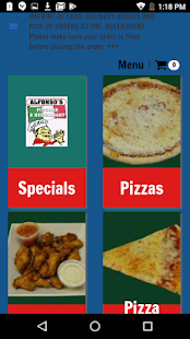 Alfonsos Pizza NY- screenshot thumbnail