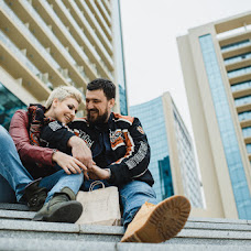 Bryllupsfotograf Mikhail Denisov (MOHAX). Bilde av 19.03.2017