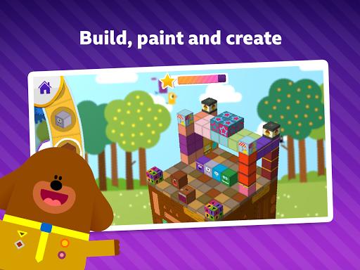 BBC CBeebies Get Creative - Build, paint and play! 1.12.0 screenshots 16