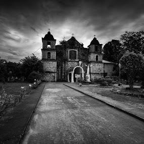St. Michael the Archangel Parish - Bacnotan, La Union, Philippines by Emil Gonzales - Buildings & Architecture Places of Worship