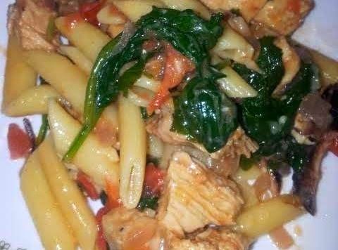 Margarita Chicken Penne Recipe