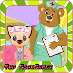Animal doctor dressup Icon