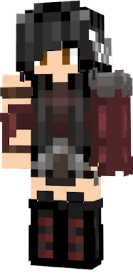 black girl minecraft skin download