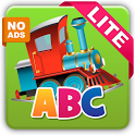 Learn Letter Names and Sounds with ABC Trains icon