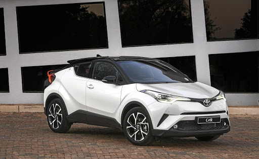 Toyota has added a Luxury variant to its C-HR range. Picture: MOTORPRESS