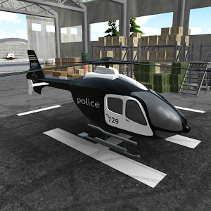 Police Helicopter Simulator APK Cracked Download