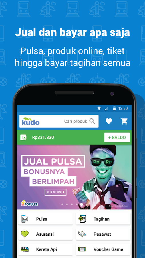 Kudo- screenshot