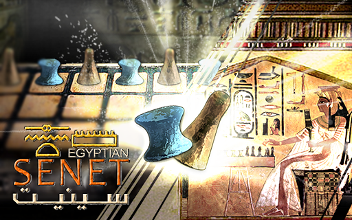 Egyptian Senet (Ancient Egypt Game) android2mod screenshots 1