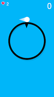 Circle Flip - Arcade Game- screenshot thumbnail