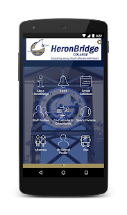 HeronBridge College- screenshot thumbnail