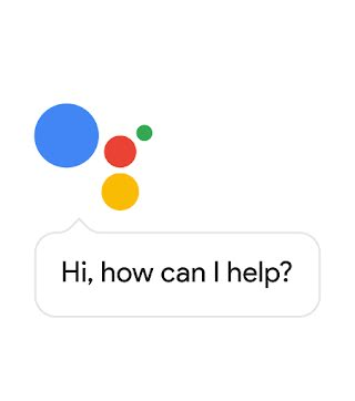 Meet your Google Assistant