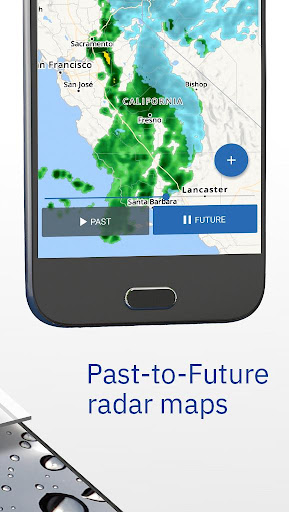 The Weather Channel: Fall Forecast & Live Alerts screenshot