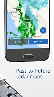 The Weather Channel: Local Forecast & Weather Maps- screenshot thumbnail