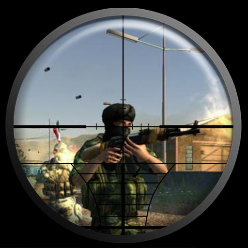 Hit A Man Sniper Shooter 動作 App LOGO-硬是要APP