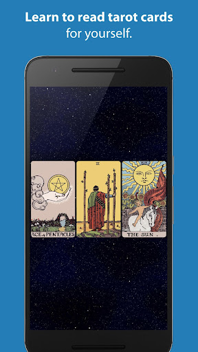 Galaxy Tarot  screenshot 2