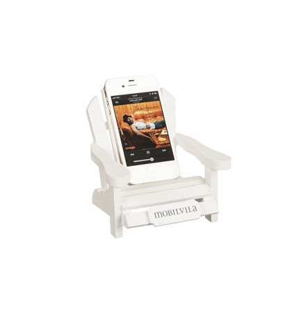Mobilställ i form av en stol Mobilvila
