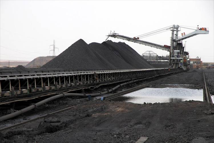 Tegeta supplies coal for Eskom's power stations.