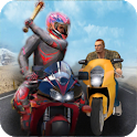 Crazy Road Rash - Bike Race 3D icon
