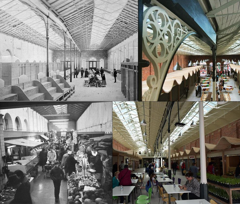 Market Hall's 150 years to be dicussed at talk