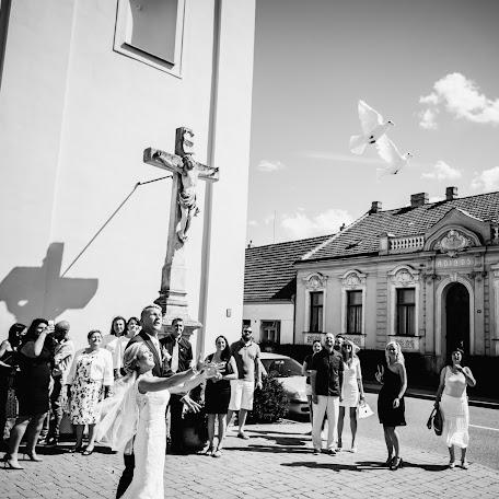 Svatební fotograf Jaromír Šauer (jednofoto). Fotografie z 07.09.2017