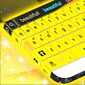 Keyboard for Android Yellow icon