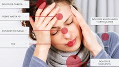 Los síntomas de la gripe ya son conocidos por todos.