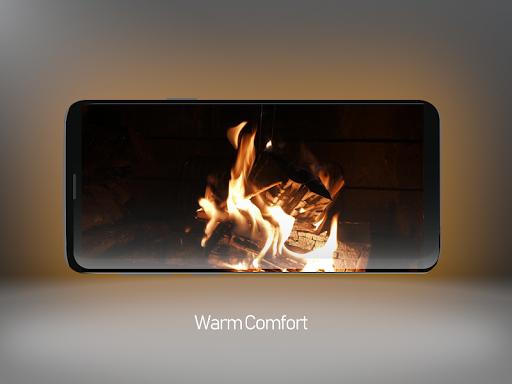 Blaze - 4K Virtual Fireplace screenshot 6