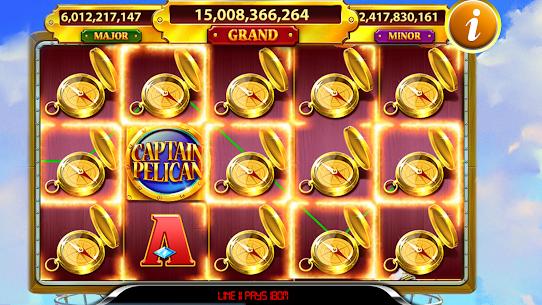 Vegas Downtown Slots™ – Slot Machines & Word Games 8