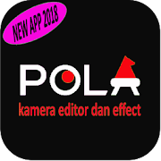 pola camera effect and editor simple