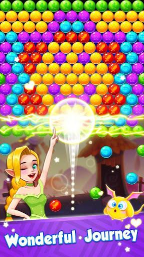 Bubble Bubble POP : Rescue elf 1.2.0.09 screenshots 1