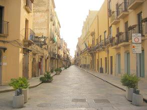 Photo: Trapani  Old City.