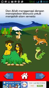 Penciptaan Alam Semesta screenshot 6