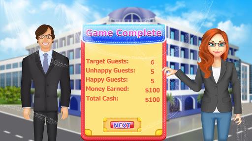 Virtual Hotel Tycoon Manager: Luxury House 1.0.4 Mod screenshots 5