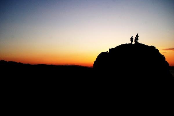 In cima al calar della sera di lorespo