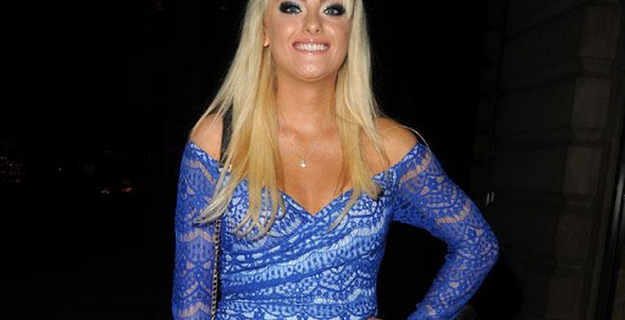 Katie McGlynn lined up for Dancing on Ice