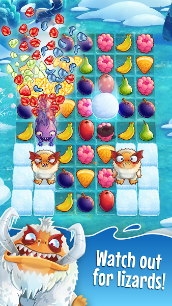 Fruit Nibblers v1.21.3 (Mod Gold)