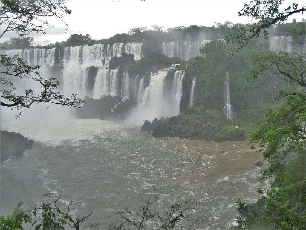 Cataratas del Iguazu Circuito Superior