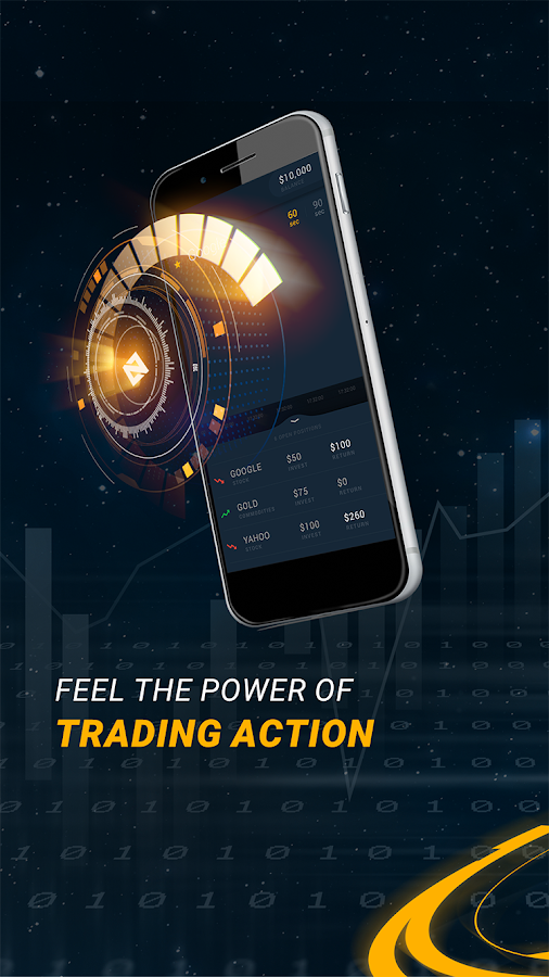 Binary Options - EZTrader- screenshot