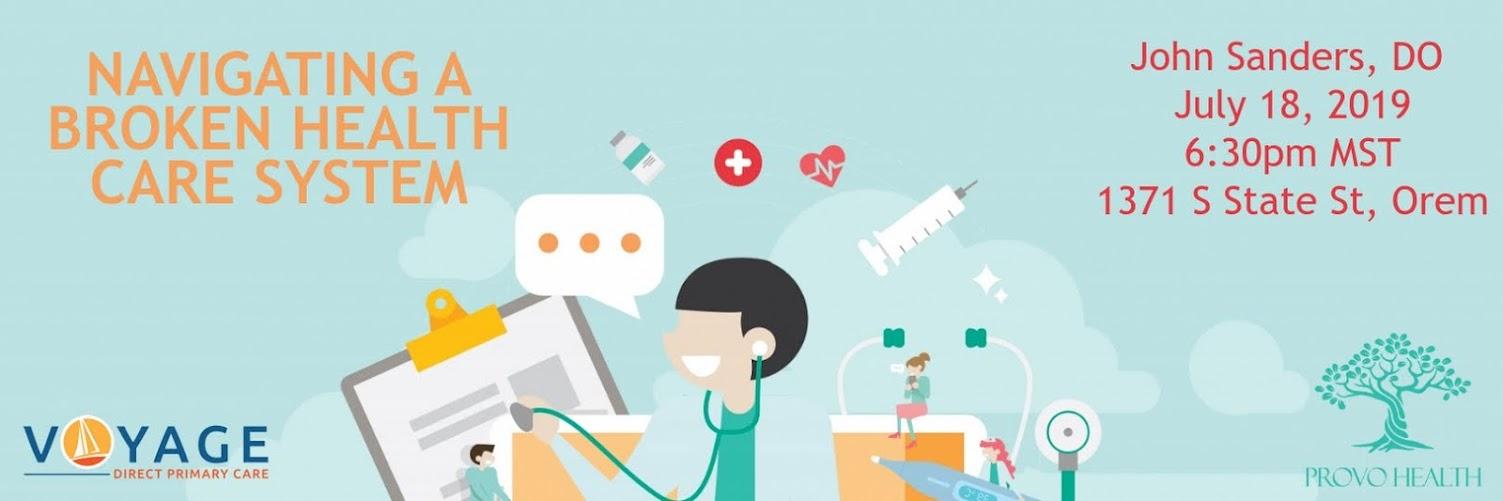Navigating a Broken Health Care System