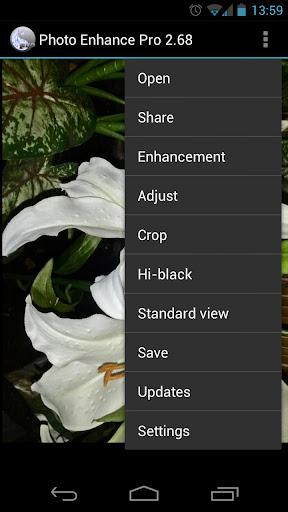 Photo Enhance HDR Editor 2.69 screenshots 6