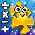 Math Puzzles: Imagine Math in a Whole New Way icon