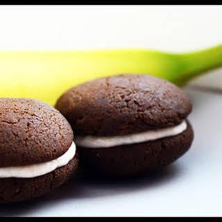 Choco-Banana Whoopie Pies.