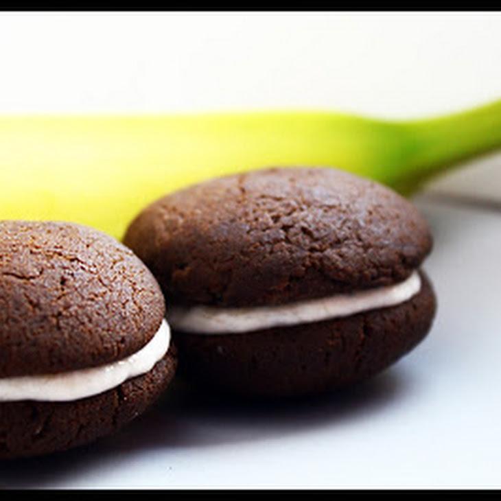 Choco-Banana Whoopie Pies Recipe