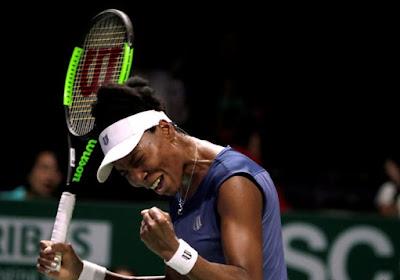 Australian Open: Venus Williams meteen gewipt door 15-jarig talent