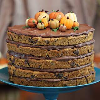 Pumpkin Chocolate Chip Cake.